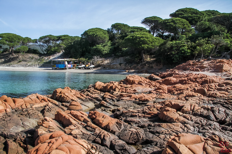 Things to do in Corsica - Palombaggia beach