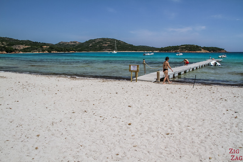 Best beaches in Corsica - Rondinara