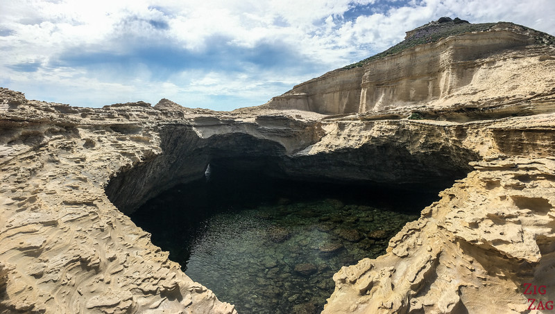Best Corsica Places for stunning rock formations - Saint antoine beach