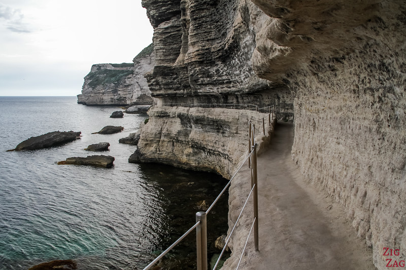 What to do in Bonifacio - Aragon Staircase 4