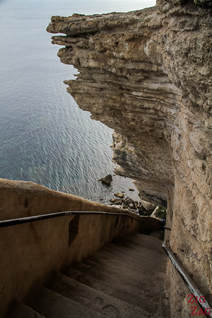 What to do in Bonifacio - Aragon Staircase 1