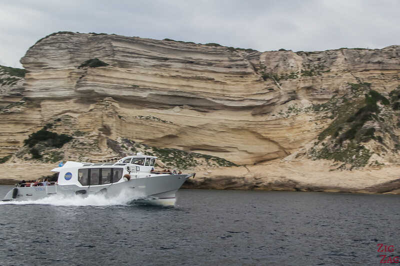 How to get to the Lavezzi islands - boat trip from Bonifacio 1