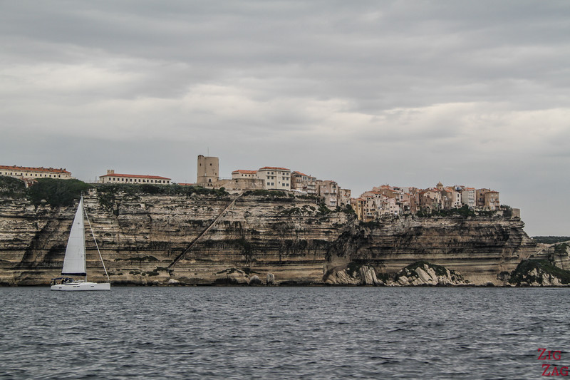 What to do in Corsica - boat tour Bonifacio