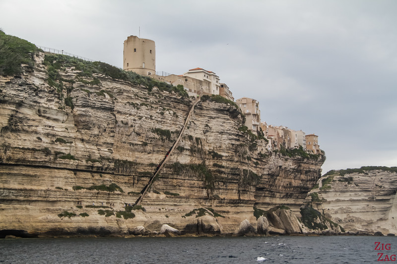 plus beaux sites de Corse - bonifacio