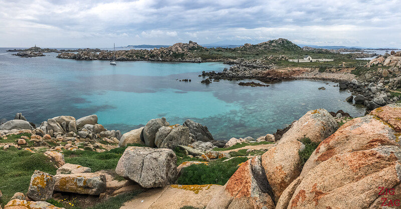 Best Corsica Places for stunning rock formations - Lavezzi island