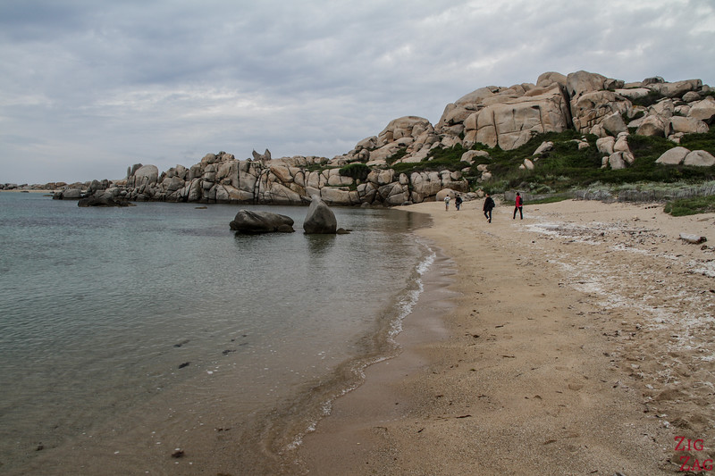 Lavezzi islands beaches 3