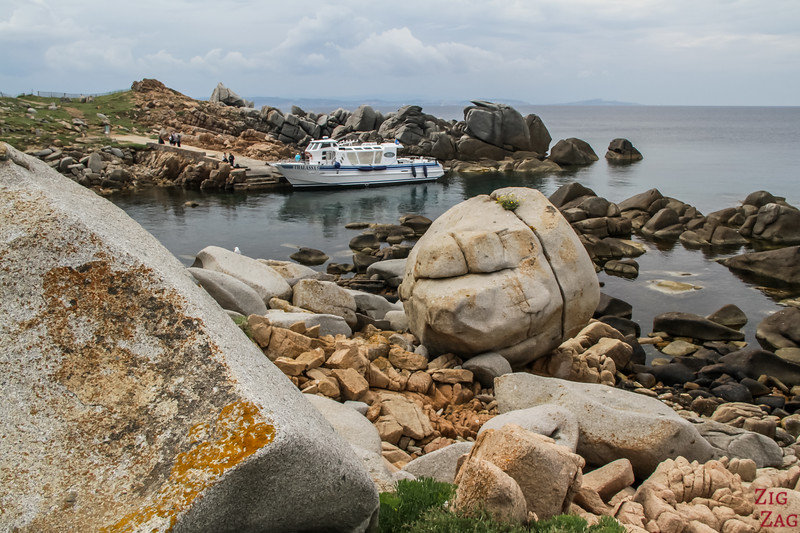 Paysages de Corse Photos  - Lavezzi