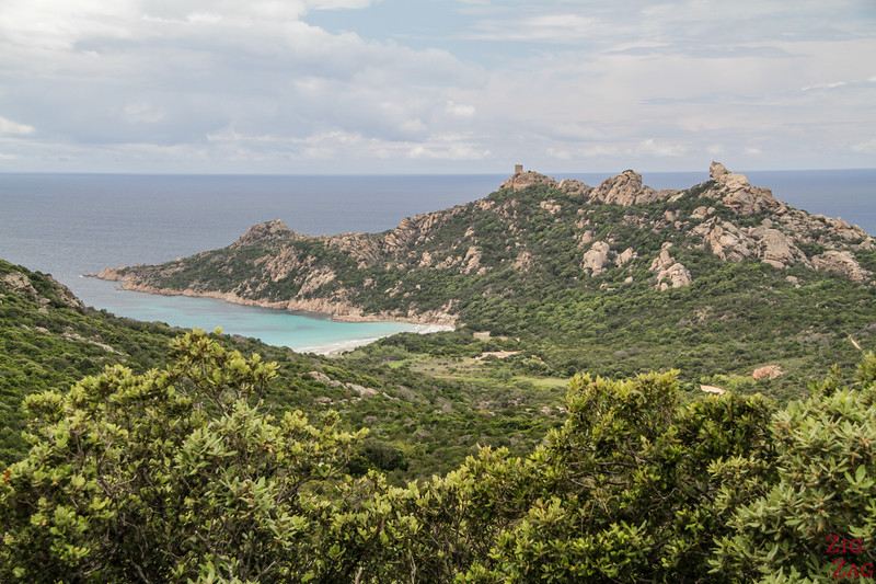 5 Best viewpoints in Corsica - Roccapina