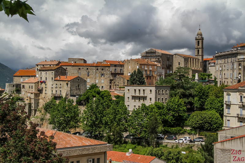 Best towns in South Corsica - Satène