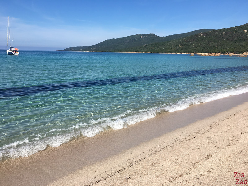 Plages Corses - Cupabia