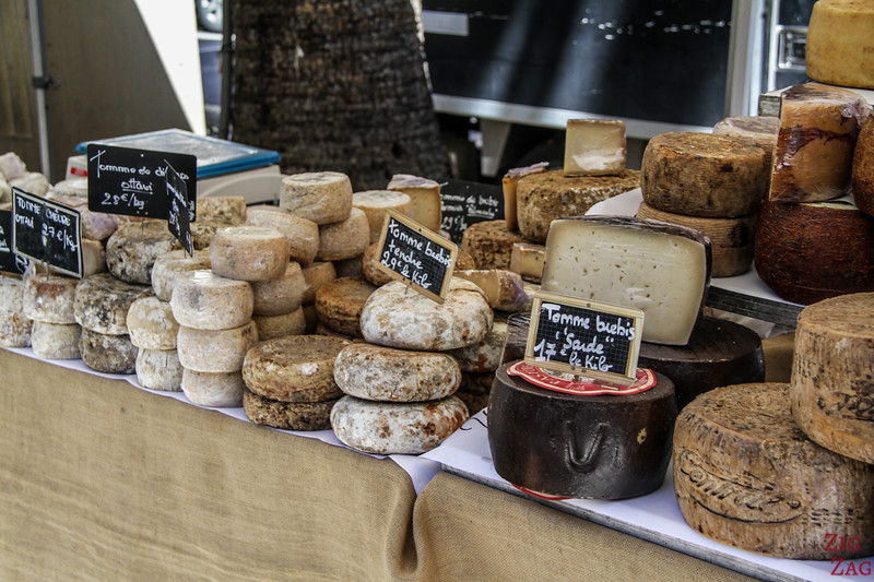What to eat in Corsica - Cheese