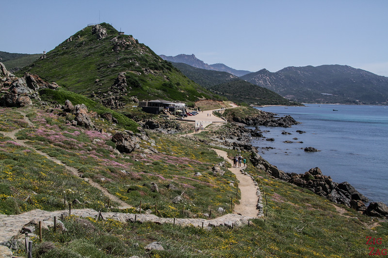 Paysages de Corse Photos  - Parata