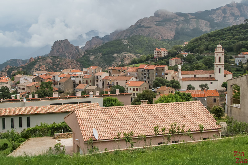 Where to stay in Piana Corsica