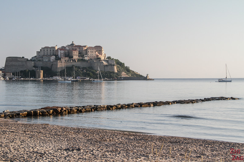 Things to do in Ile Rousse Corsica - Calvi citadel