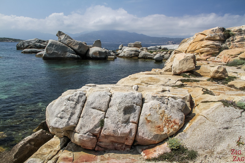 Beaches around Calvi - Punta di Spanu 2