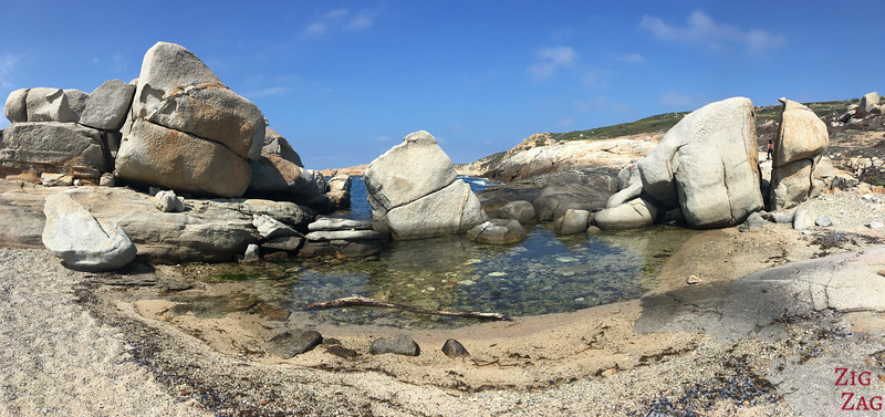Things to do in Corsica - Punta rocks