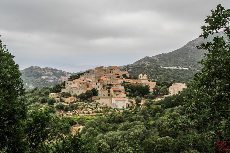 Things to do in Ile Rousse Corsica - Pigna village Balagne