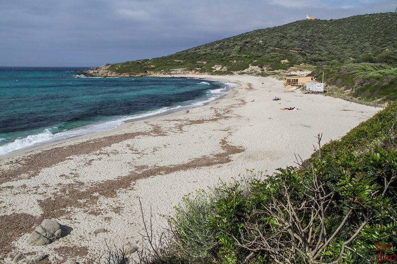 Beaches around Calvi - Bodri