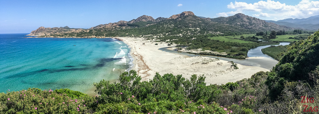 pictures of Corsica Island - ostriconi