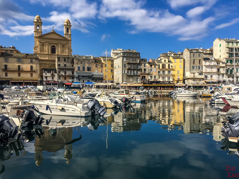 Day trips from St Florent - Bastia 1