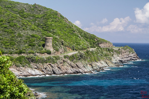 Cap Corse Corsica - East Coast views 3