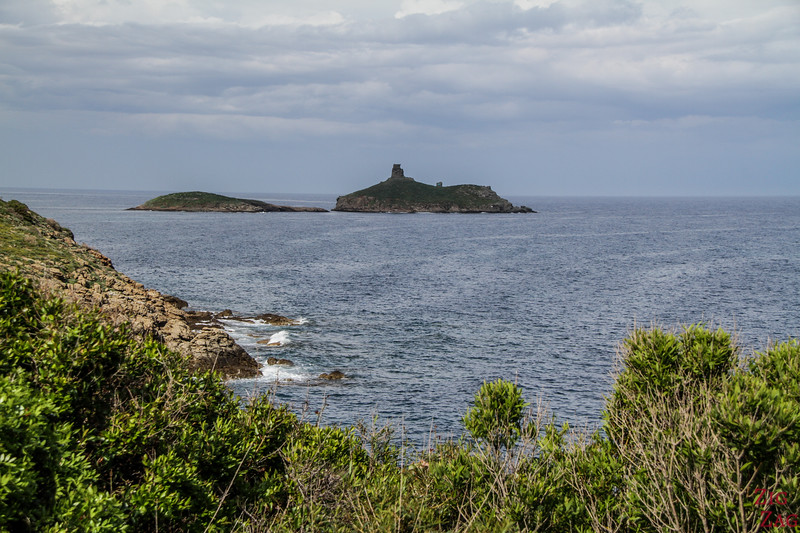 Cap Corse hiking - islands