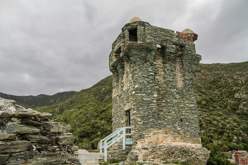 Tower of Nonza Cap Corse