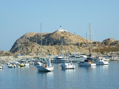 L'Isle Rousse - Corsica