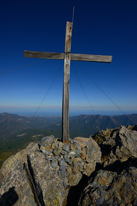 The top of San Petrone