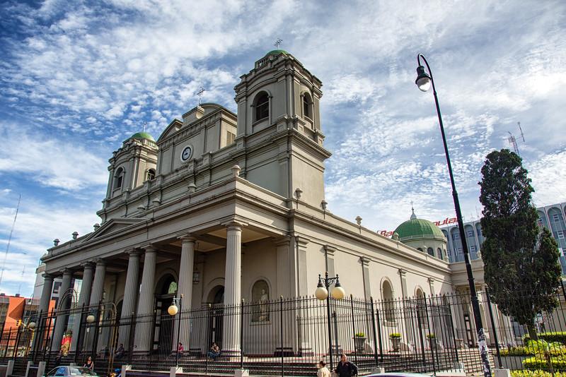 Metropolitan Cathedral, San Jose