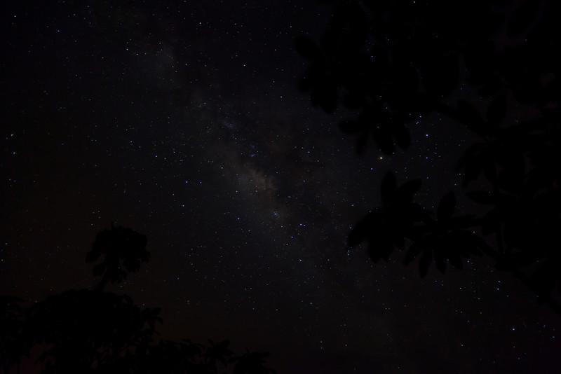 The Milky Way - Costa Rica