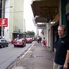 Downtown in San Jose Costa Rica