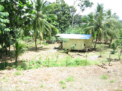 Typical Costa Rican Home