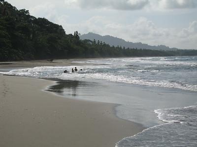 La Playa Negra
