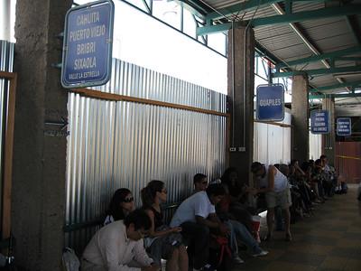 San Jose bus station