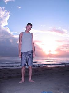 Ben, sunrise