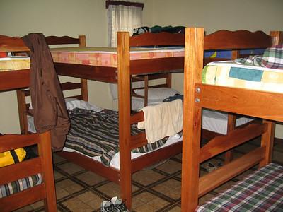 Bedroom at the B&B