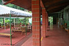 Cafeteria at La Selva Research Station.