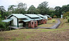 Cabins at La Selva Research Station. No AC, no hot water, 3/4 mile to dining hall - birder's heaven - gotta love it.