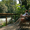 Costa Rica 2009: Paquare River - On the deck