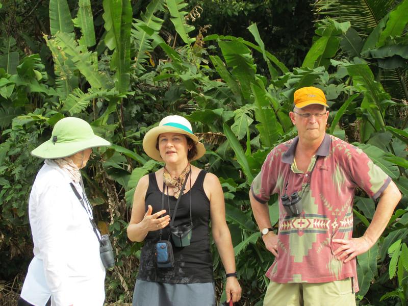 Beth, Renate, & David