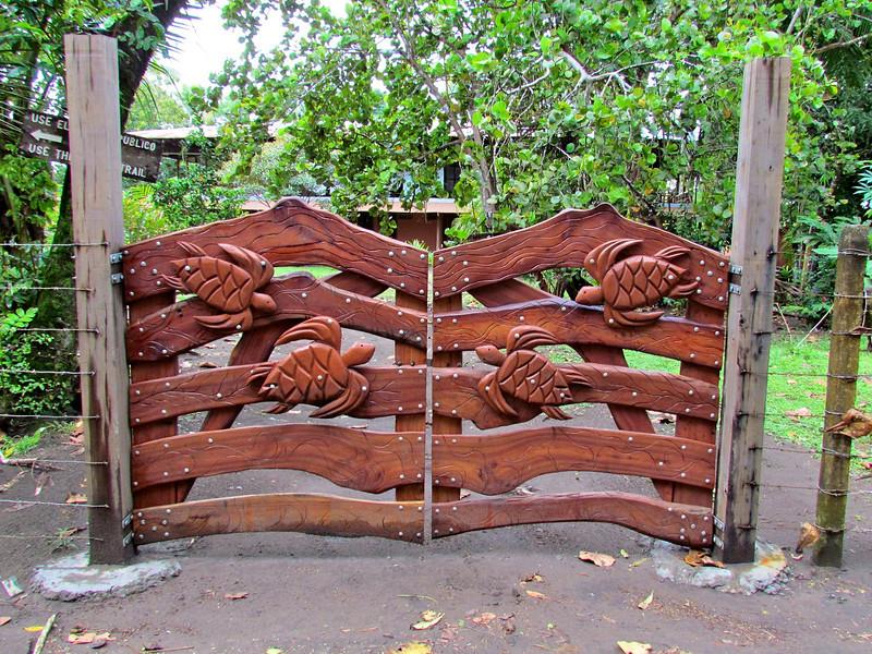 House Gate