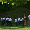 Costa Rica 2010: Osa - School children in Drake Bay