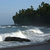 Costa Rica 2010: Osa - The rugged coast of Corcovado National Park