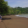 Costa Rica 2010: Osa - Beach at Drake Bay