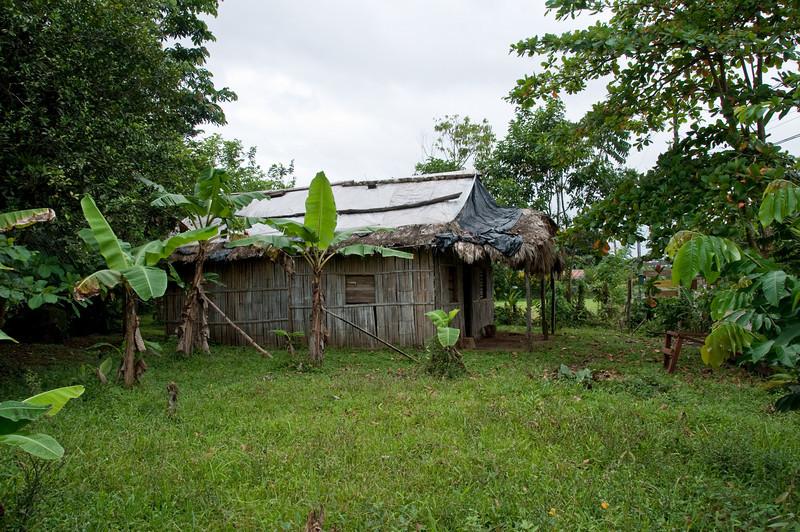Part of the village.<br /> <br /> 046-DSC_1273