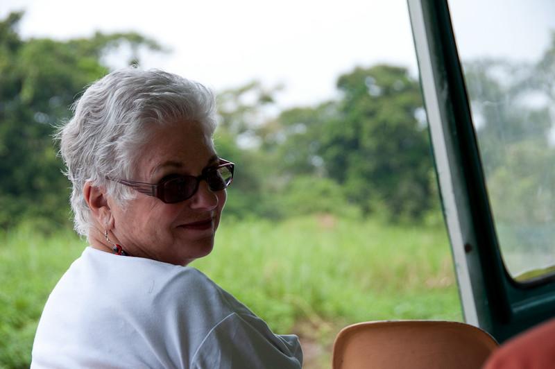 Beth enjoying the ride<br /> <br /> 255-DSC_2885