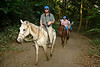 A morning horseback ride to the hot springs and mudbath<br /> <br /> 134-DSC08397