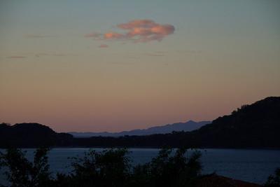 Sunset over Bahia Culebra