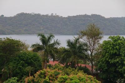 Rainy View of Bahia Culebra